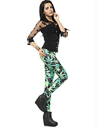 Women's Fashion Yoga Pants Printed Leggings