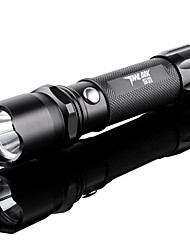 TanLu 3 Mode 100 Lumens LED Flashlights/Handheld Flashlights 18650