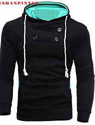2015 Top Quality 3 Color Fashion Men hoodies Eu Size M-2XL Hot Sale