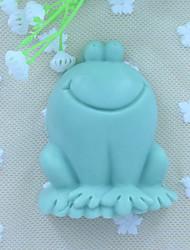 Frog Animal  Soap Mold  Fondant Cake Chocolate Silicone Mold, Decoration Tools Bakeware
