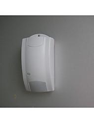 sensores de alarma mascota de doble tecnología de estilo visor inmune con digitales