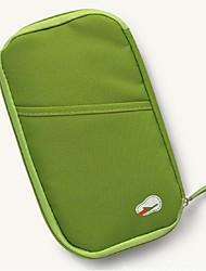 Unisex 's Canvas Boarding Case/Cabin Case - Blue/Green/Red