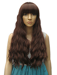 2015 New Arrival Curly Synthetic Kinky Curly Long Women Hair Wigs Big Promotion