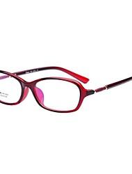 [lentes libres] tr-90 senderismo lleno-borde anteojos informáticos de prescripción de la moda