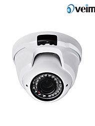 VEIMIN® AHD 1/4 1.0MP 720P 36pcs IR LEDS Small Night Vision Waterproof Dome CCTV Camera V-AHD-100W-A6