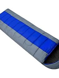 Спальный мешок Прямоугольный Пористый хлопок 1100 г Походы Сохраняет тепло