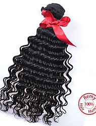 EVET Hair Weave For Sale Loose Wave Human Hair 1 Bundle Peruvian Hair Extension Free Shipping 6A Grade Hair Products
