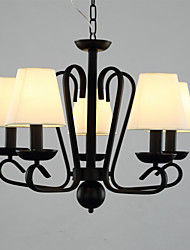 Stylish Chandelier with 5 Lights in Antique Style