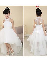 flower girl dresses for weddings pageant white first holy communion dress little toddler junior child