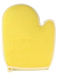 прекрасный конфеты цвет ладони форма душ кисти (случайный цвет)