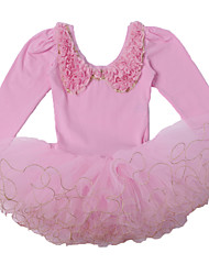 BHL Wholesale Or Retailed Good Quality Girl's Ballet Dance Dress Leotard Ballet Tutu Skate Party Skirt Costume SZ3-8Y