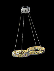 8-Styling LED Pendant Lights Ceiling Chandeliers Lighting Hanging Lamps Fixtures with L60CM W30CM