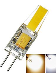 1 kpl SENCART G4 4.0 W 4 Teho-LED 480-560 LM Lämmin valkoinen / Kylmä valkoinen T Koristeltu Maissilamput DC 12 / AC 12 / DC 24 / AC 24 V
