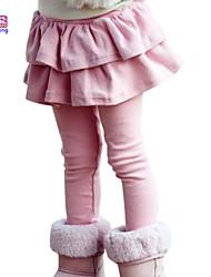 Pantaloni Girl Inverno Misto cotone
