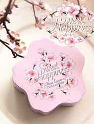 1 Piece/Set Favor Holder - Creative Metal Gift Boxes/Favor Boxes/Favor Tins and Pails Non-personalised
