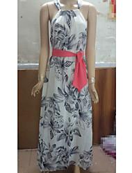 NUNEU    Women's Sexy Off-the-shoulder Dresses (Chiffon)