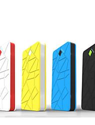 8000mAh Banco de alimentação externa de bateria portátil para iPhone 4 / 4s / 5 / 5s samsungs3 / S4 / S5 dispositivos móveis