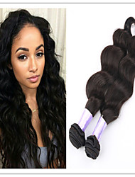 3Pcs/Lot Brazilian Virgin Hair Body Wave Unprocessed Virgin Human Hair Weft Weave Best Quality