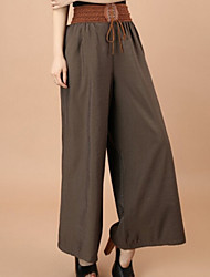 Women's Wide Leg Spring Casual Loose Pants More Colors