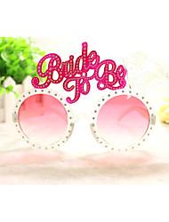 pc grappige diamant en bruid stijl geek&chique party bril