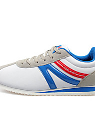 Running Men's Shoes Synthetic Blue/Green/White