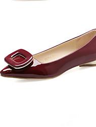 Women's Shoes Flat Heel Comfort Flats Outdoor Black/Green/Red