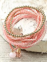 Bracelet Chaîne Acrylique Femme