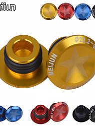 Велоспорт Ручки Велоспорт Другое Черный / Красный / Синий / Золотистый Алюминий 6061MEIJUN
