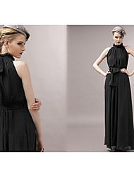 YMS     Women's Sexy/Party Dresses (Chiffon)