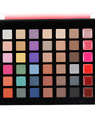 48 Color Fashion IPAD Case Eyeshadow Palette Makeup Set Neutral Warm Exquisite Eye Shadow Powder Cosmetics B2