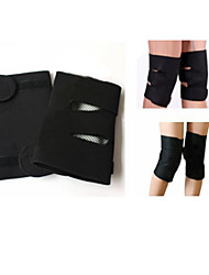 Tourmaline Self Heating Kneepad Thermal Magnetic Therapy Knee Support Heating Belt Knee Massager 1pairs