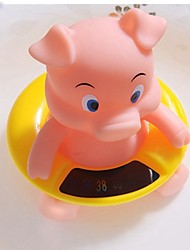 Cute Pig Shape Baby Water Thermometer Home-used