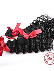 EVET Unprocessed Virgin Peruvian Hair Loose Wave Weave Bundles 3pcs/lot Human Hair Peruvian Virgin Hair Free Shipping