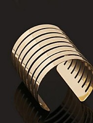 Roestvrij Staal Dames Cuff armband Armbanden