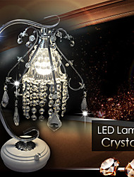 Crystal LED Desk Lamps