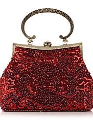 Women PU Baguette Clutch / Evening Bag - Multi-color