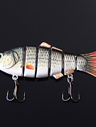 VIB Fishing Lures 20g/pc Multi Node Fish 6 Section 104mm Ocean Boat Fishing