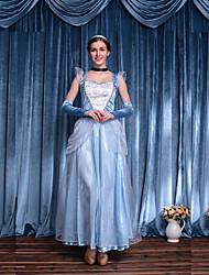 Costumes - Déguisements de princesse - Féminin - Halloween - Robe/Gants/Coiffure