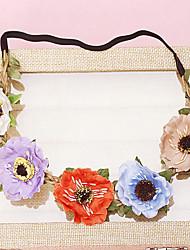 Couronnes Casque Mariage/Occasion spéciale Plastique Femme Mariage/Occasion spéciale 1 Pièce