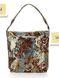 Damen - Umhängetasche - Polyester - Shopper - Mehrfarbig