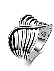 Fine Jewelry  Fashion Charms 925 Sterling Silver Leaf Ring Jewelry For Women ,High Quality