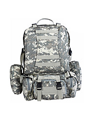 Special Forces Camouflage Tactical Combination Package Mountaineering Bags Waterproof Backpack Camping