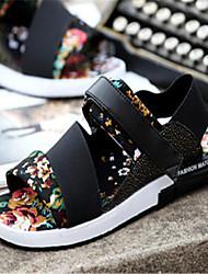 Zapatos de Hombre - Sandalias - Casual - Semicuero - Multicolor