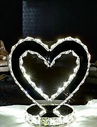 Wedding Room Table Light/Table Lamps Crystal Modern/Comtemporary Metal