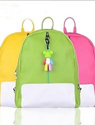 Unisex's Pupil Canvas Bag