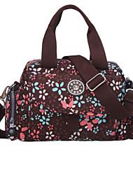 Women Canvas Outdoor / Professioanl Use Travel Bag - Blue / Brown / Black