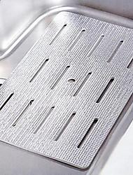 cozinha pia de alumínio folha de anti-derrapante pad