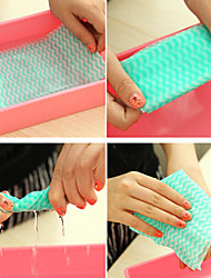 Colorful Rolling Disposable Cleansing Towels Beauty Soft Face Wash Cloth Sheet(Random Color)