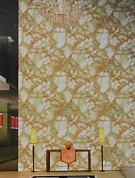 novo arco-íris arte ™ retro wallpaper deco parede de mármore que cobre pvc / arte da parede do vinil