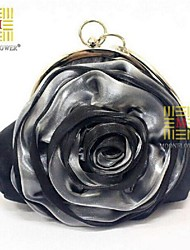 Women 's Polyester Fold over Clutch Clutch/Evening Bag - Multi-color